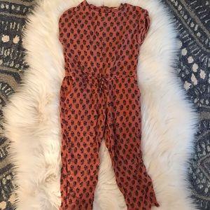 Zara Girls Jumpsuit